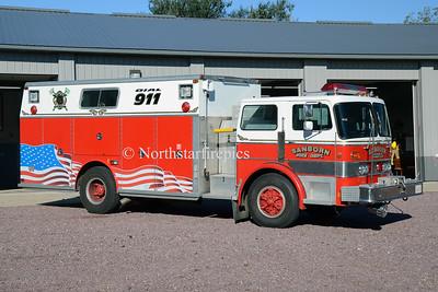 Sanborn Fire Department