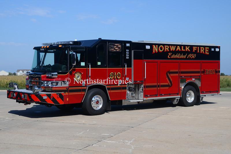 Norwalk E-610  1382