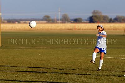 Soccer Game 10-16-11
