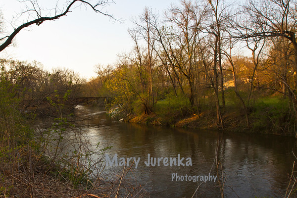 Brookside Park in Ames, Iowa