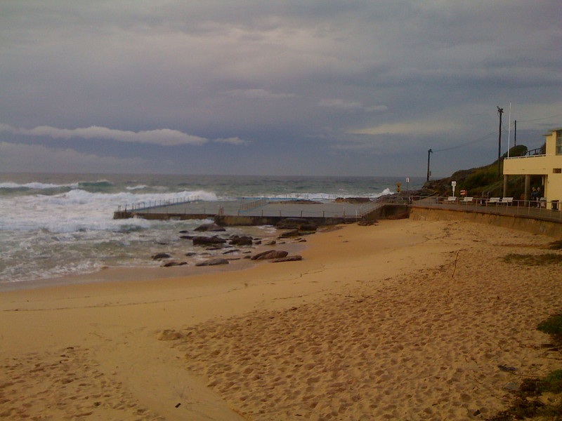 One of my favourite spots ever, South Curl Curl beach.
