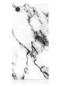 White Marble Iphone Case - available for 11 and 10