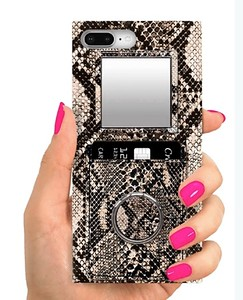 Python Pocket for all phones (Shown with Ring and Mirror) $10