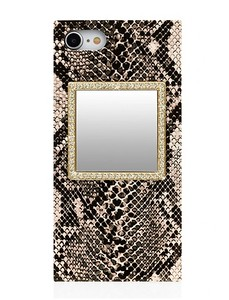Gold Square w/crystals Phone Mirror-  $10