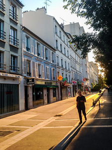Paris, France, Street Scenes, Summer, 12th District