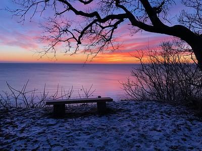 'Winter Sunrise'