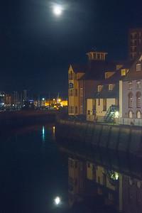 Ipswich at Night