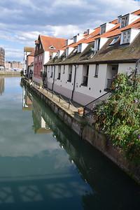 Reflections Stoke Quay