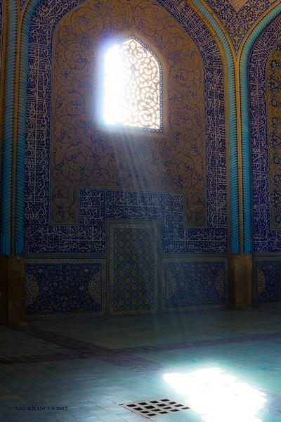 Sheikh Lotfollah Mosque, Isfahan, Iran, 2016