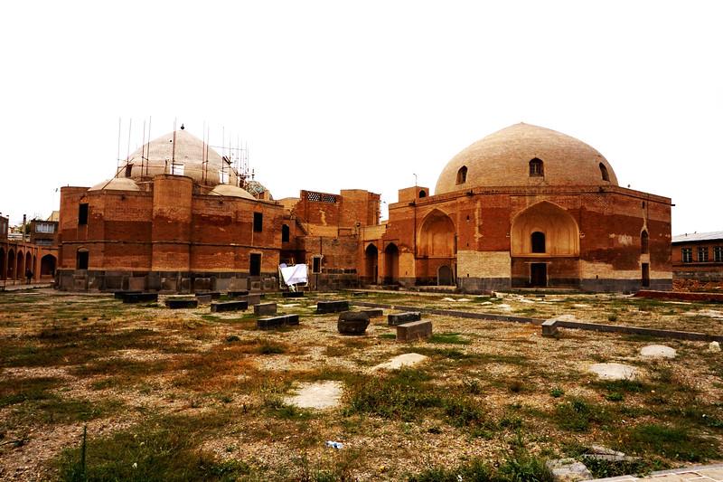 Sheikh Safi al-Din Shrine , Ardabil, Iran, 2016