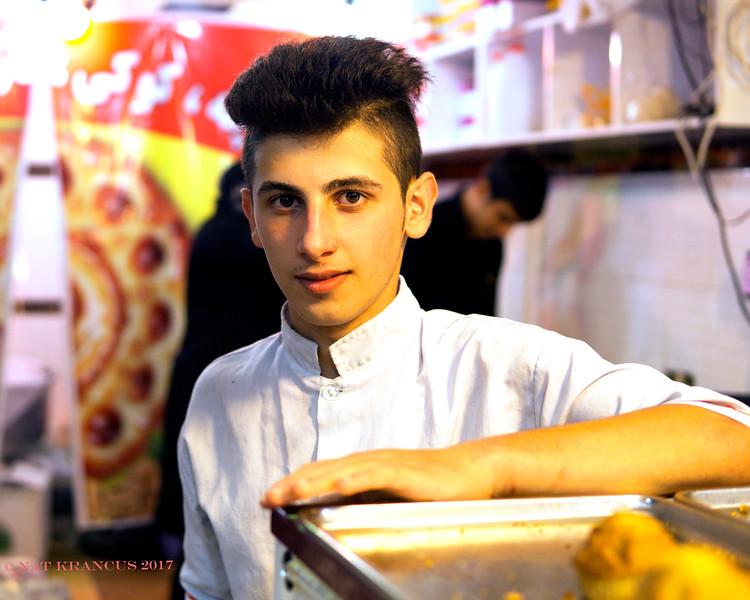 Koloocheh Baker, Fuman, Iran 2016
