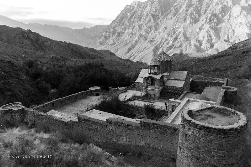 St. Stapanos Monastery, Jolfa, Iran, 2016