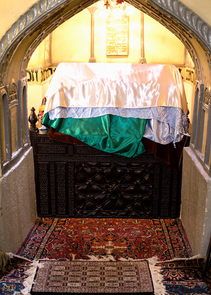 Tombs of Esther and Mordecai, Hamadan, Iran, 2016