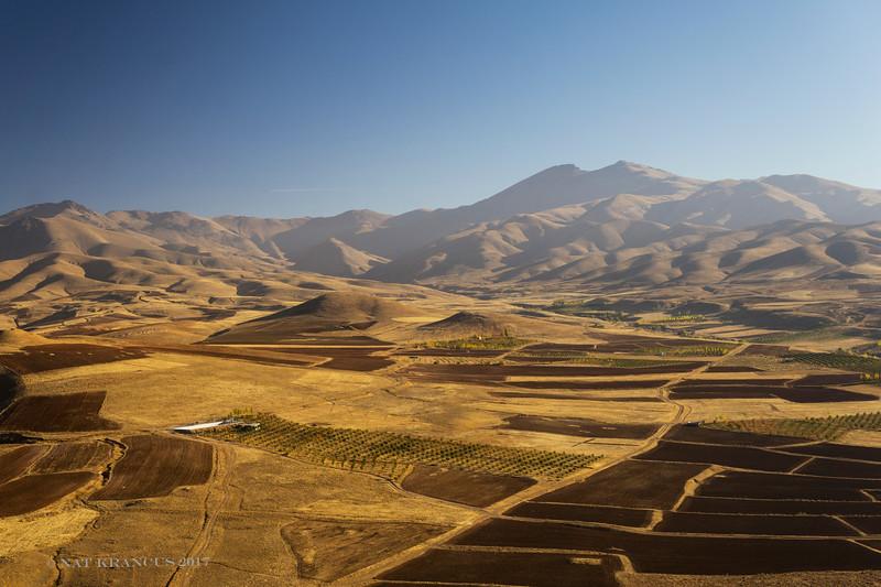 Landscape Near Takht-e Soleymān