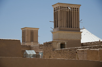 Yazd Old City