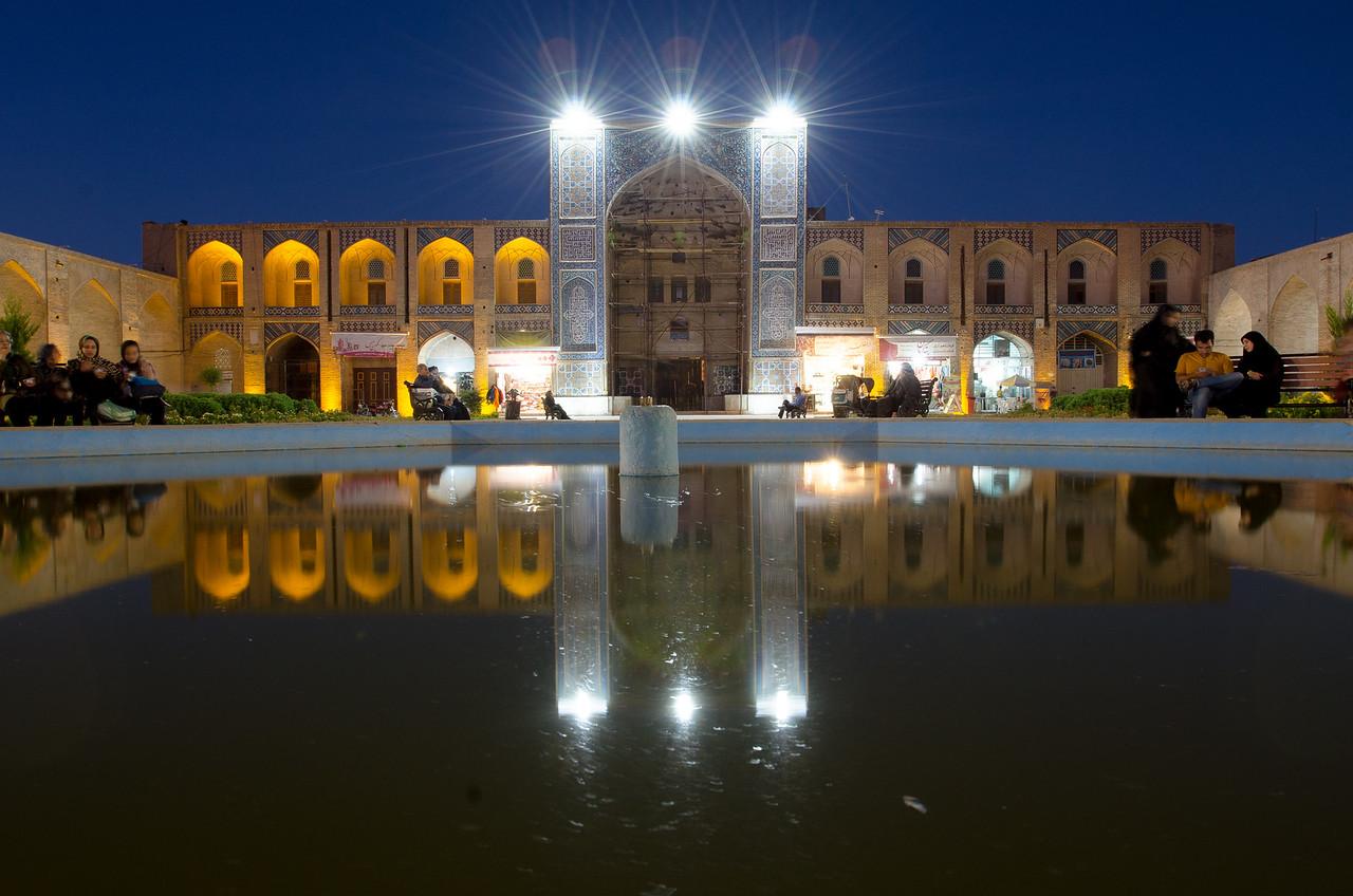 Ganjali Khan Complex