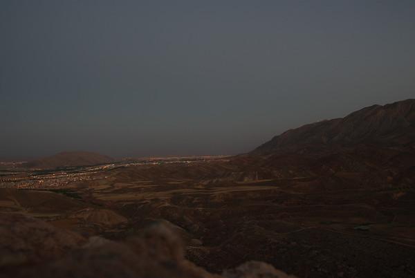 Na spacerze w okolicach domu Alirezy