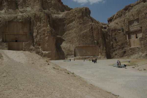 Grobowce monarachów Persepolis