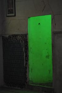 Mauzoleum w Mohanie