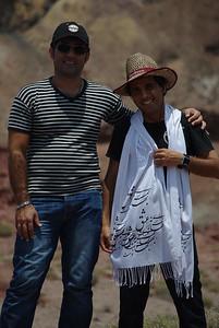 Nasi hostowieOmid i Satar