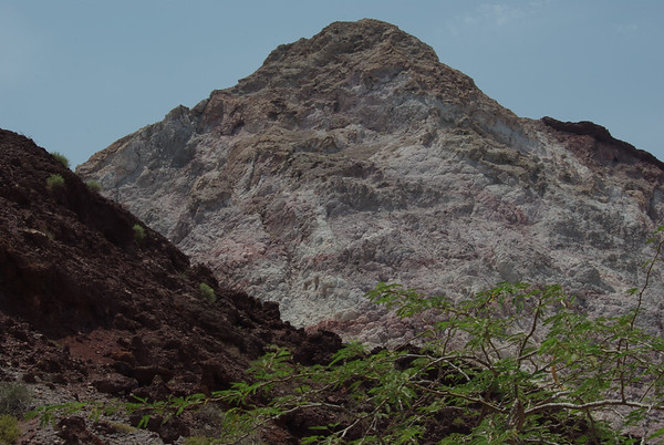 Hormos island - kolory są tam naprawde nieziemskie