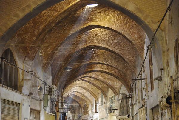Dach bazaru