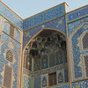 Tiles of the Sheikh Lotfollah Mosque (Imam Square)