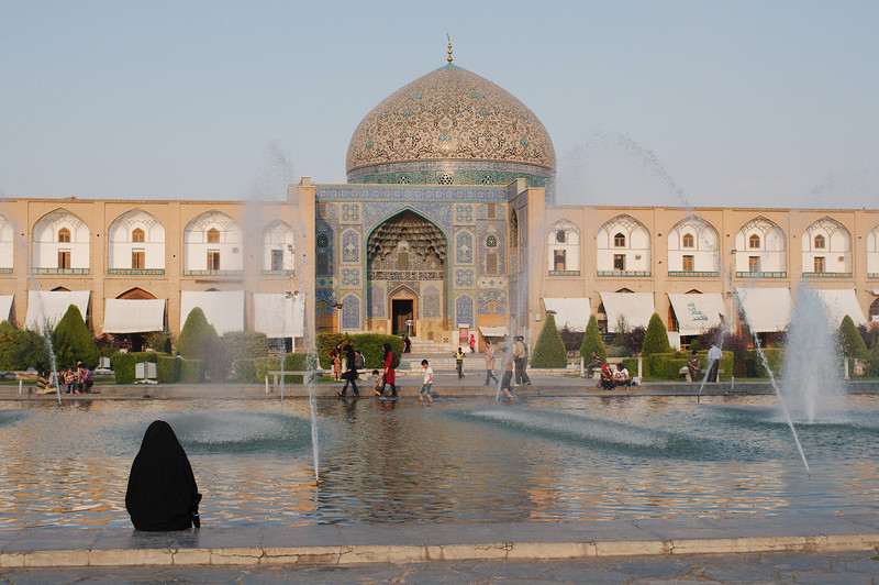 Naqsh-e Jahan Square (or Imam Square) the heart of historic Esfahan