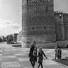 Shiraz ( Iran ) : place de la citadelle de Karim Khan
