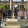 Shiraz (Iran) : Mausolee de  Hafez