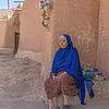 Taft (Iran) / Vieux village presque abandonne et tour du silence