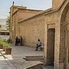 Shiraz ( Iran) : scene de rue