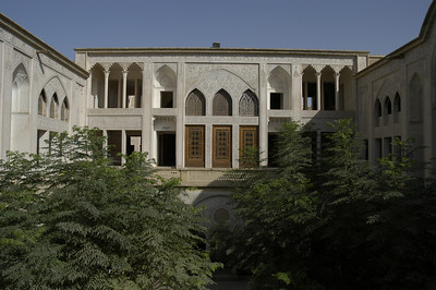 Kashan - Abbasian House