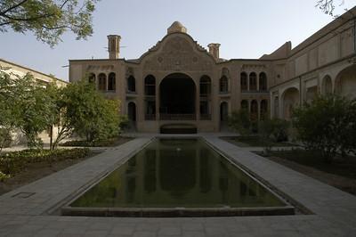 Kashan - Boroujerdi House