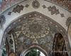 Ceiling decorations, Shotor Galou-e-Shah Abbasi (Safavid Kooshk), Kashan, Iran
