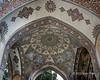 Ceiling decoriation, Safavid Shotor Galou, Bagd-e-Fin, Kashan, Iran