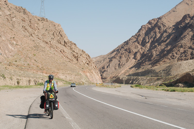 The road to Tabriz