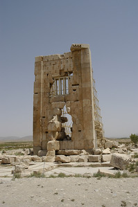 Paasaargaad (Pasargadae-Iran): The 'Prison of Solomon'