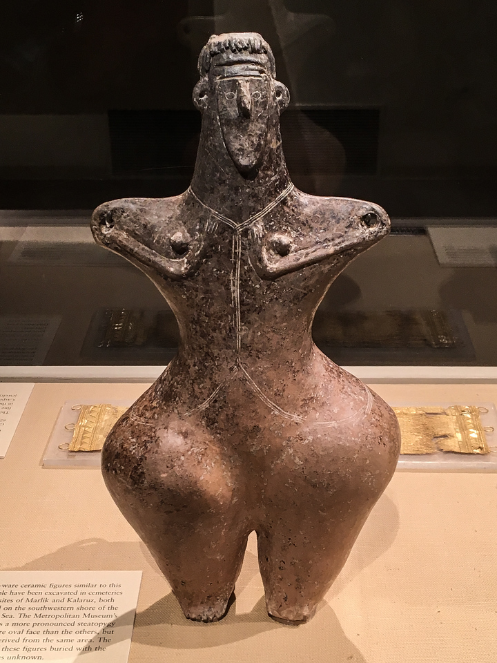 Female Statuette