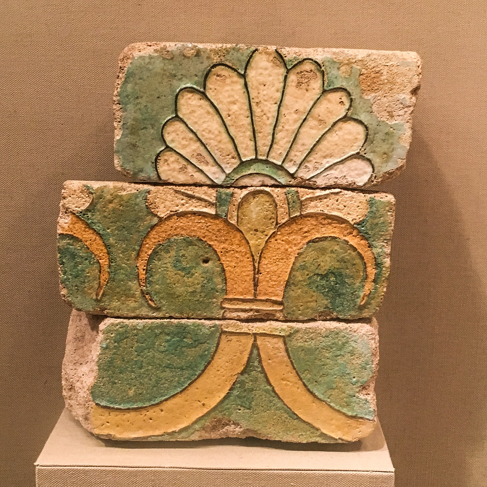 Glazed Ceramic Bricks