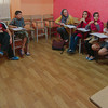 Visiting English classes in Talesh
