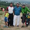 Photo stops along the descent to Astara