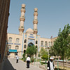 The Tabriz Bazaar includes several mosques