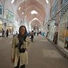 Inside the Tabriz Bazaar