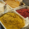 Spices at the Tabriz Bazaar