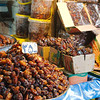 Dates of all kinds and qualities at the Tabriz Bazaar