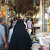 Entering the Tabriz Bazaar