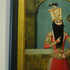 Part of the Golestan Palace Complex's art collection