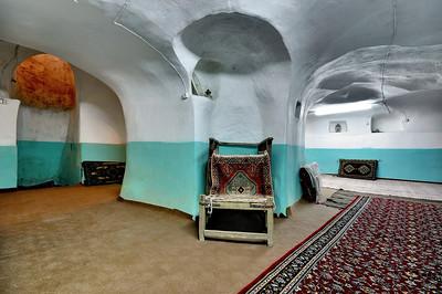 Jameh Mosque of Zefreh, Isfahan.