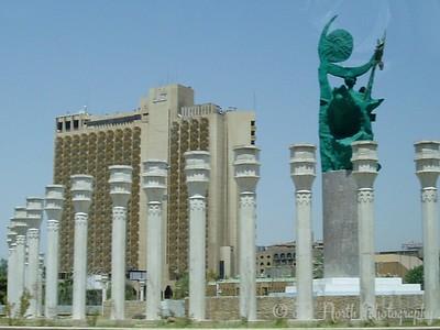 Firdos Square & Palestine Hotel